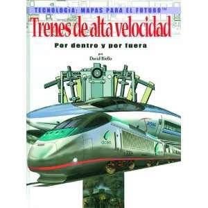 Trenes De Alta Velocidad Por Dentro Y Por Fuera (Tecnologia: Mapas