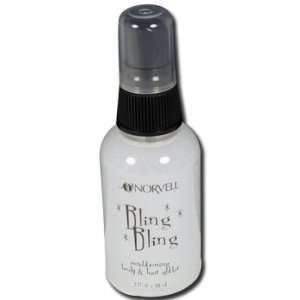 Norvell Bling Bling Silver Retail Spray Beauty