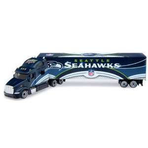 Seattle Seahawks 2008 Upper Deck NFL Peterbilt Semi Truck