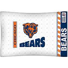 Chicago Bears Bedding Sets   Buy NFL Sheets and Pillows at