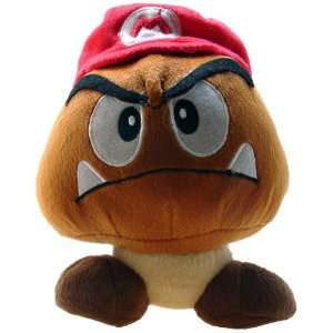 Super Mario Brothers gooba 15 inch Plush Doll Toys