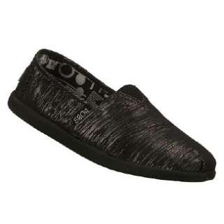 Womens Skechers Bobs World Black Shoes