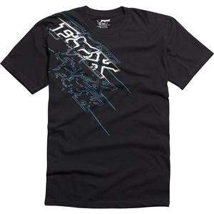 Fox Racing Fastbreak T Shirt   Large/Black Automotive