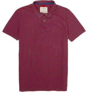 Polos  Short sleeve polos  Thurlow Striped Jersey Polo Shirt