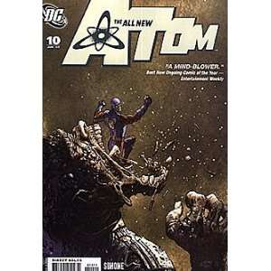 All New Atom (2006 series) #10: DC Comics: Books