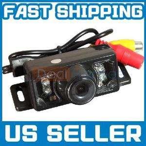 Night Vision License Plate Car Rear View Backup Camera