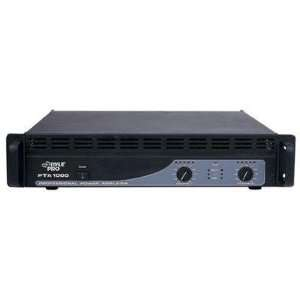 1000W Pro Audio Power Amp: Electronics
