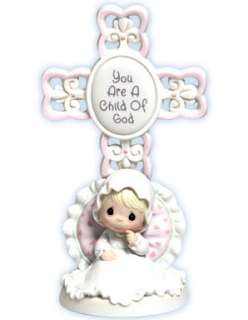 PRECIOUS MOMENTS Figurine YOU ARE A CHILD OF GOD Girl
