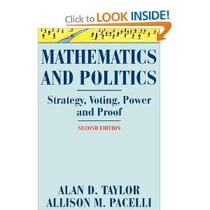 , and Proof (9781441926616): Alan Taylor, Allison M. Pacelli: Books