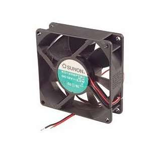 KD1208PTB3 680mm 12V Brushless DC Cooling Fan Computers