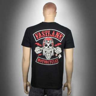 Orig. T Shirt Sinner Supply Fastlane Motorcycles, S 2XL