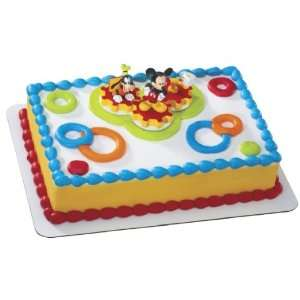 Mickey Mouse Cake Topper Toys & Games
