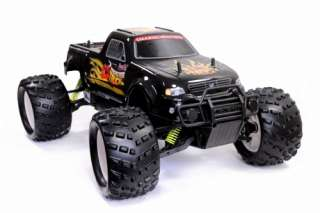 RC VERBRENNER MONSTER TRUCK BIG FOOT 28 CCM 15 2,4 GHZ