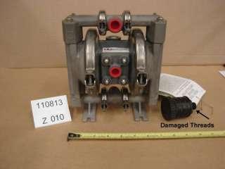 Wilden M1 Metal Diaphragm Pump M1/ST/TF/TF/ST New  z010