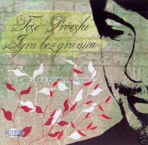 TOSE PROESKI CD Igra bez granica Makedonija