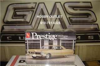 Plastic Model Kit 6873 1965 Pontiac Grand Prix 1/25 GMS CUSTOMS
