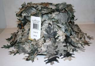 Realleaf Leafy Boonie Hat Mossy Oak Treestand Camo One Size fits most 28b69966a80