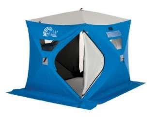 Clam summit thermal Portable Ice Shelter hub fish house
