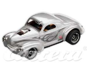 New Carrera 27333 41 Willys Coupe Hot Rod Supercharged