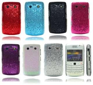 BlackBerry Bold 9700/9780 Jewelled/Bling Sparkle Glitter Case/Cover