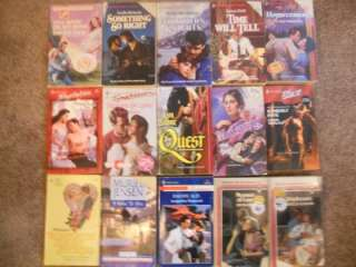 Large Lot 103 Harlequin Romance Paperback Books Leigh Neels few