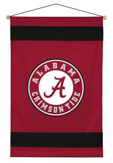 nEw ALABAMA Crimson Tide Boys Wall ACCENT/Decor SPORTS