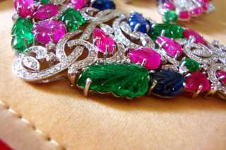 RANKED # NATURAL EMERALD RUBY SAPPHIRE GOLD DIAMOND