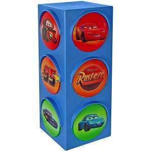 Disney 11.5 in. Disney Cars Traffic Light with Flashing lights