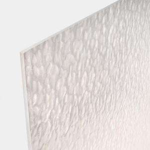 48 In. X 96 In. 1/4 Patterned Acrylic Sheet MC 105
