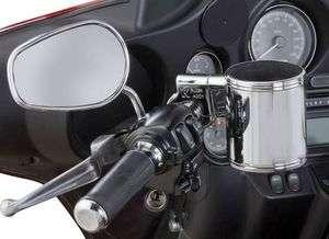 Bicycle ATV Handlebar Drink Cup Holder Mount by Kruzer Kaddy