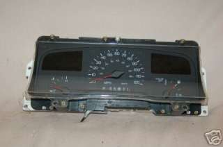 1999 LINCOLN TOWN CAR Instrument Cluster B4 275