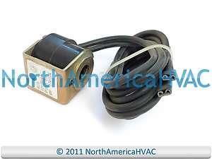 Bryant Payne Solenoid Coil EF19ZE136 EF19ZE116 120 VAC Alco Controls