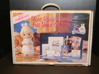 PRECIOUS MOMENTS 1995 NEW MEMBER WELCOME KIT IN BOX