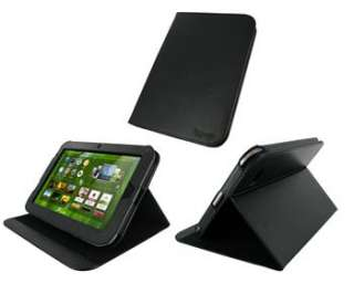 rooCASE Multi Angle Leather Case Cover Stand for Lenovo IdeaPad Tablet