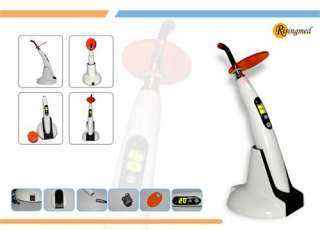 Hot Dental Wireless Cordless LED Curing Light Lamp Woodpecker LED.B