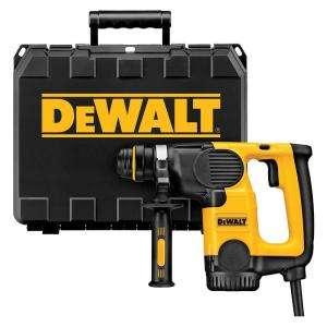 DEWALT SDS Chipping Hammer Kit D25330K at The Home Depot