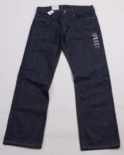 Levis Slim Fit Jeans 514 0004 Blue Steel, W29   W38