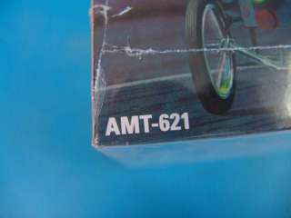 AMT 1/25 TV Tommy Ivo Front Engine Dragster Model Kit AMT621 621