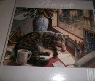 pc Jigsaw Puzzles Legends F.X. Schmid Marilyn Monroe 1 Cat is NEW NIB