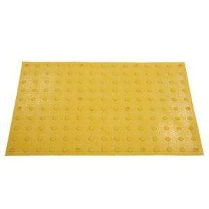 Smart ADA TILE DWT 3 ft. x 4 ft. Yellow Detectable Tile DISCONTINUED