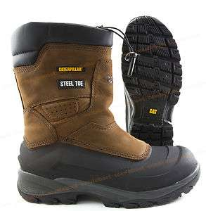 CAT AVONDALE MENS STEEL TOE INSULATED WATERPROOF ULTIMATE COLD