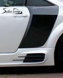 Audi R8 Style seitliche Ansätze / Side Blades: