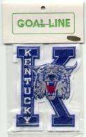 Kentucky Wildcats Large Logo Embroidered Patch   Warehoused Unused in