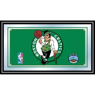 Boston Celtics NBA Framed Logo Mirror 886511035218