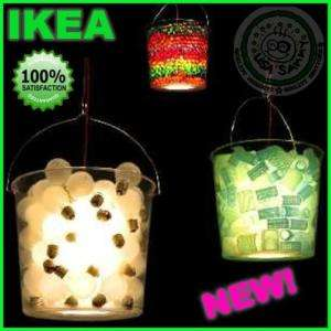 IKEA PS Modern Ceiling Pendant Lamp Light Bucket design