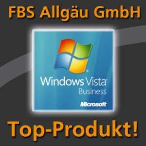 Windows Vista Business Deutsch OEM Vollvers.32Bit / SP2