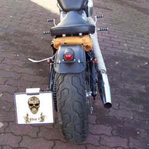 Fender 180 MM   Custom   Bobber   Chopper   Old School