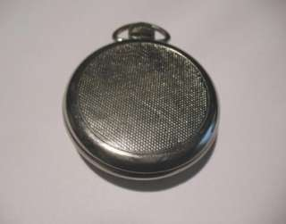 Bradley Walt Disney Productions Mickey Mouse Pocket Watch