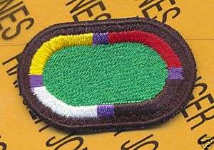 404th Civil Affairs Bn CAPOC Airborne para oval patch