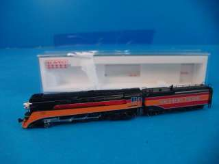 Southern Pacific Locomotive Model Train Steam Tender Parts DC
